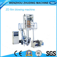 Zhuding High quality plastic film extruder machines sale