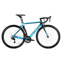 Newest bicycles grupos set 105 22 speed 700C Complete Aero racing carbon fiber road bike