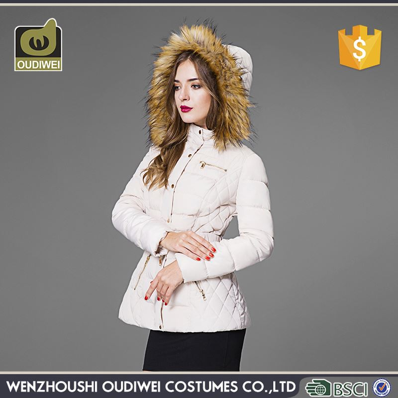 Hot sale OEM quality women coat model with competitive price