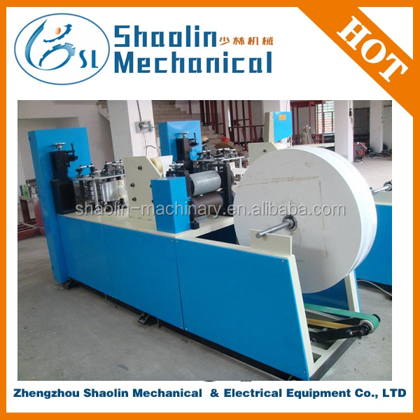 Easy Operation embossing z type hand towel folder machine