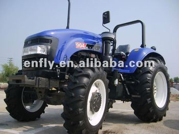 90hp 4wd tractor