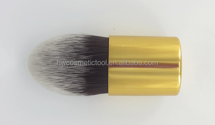 High quality synthetic hair makeup kabuki loose powder brush