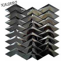 MS16325 black vitrified tiles, vitrify tile with price, wave pattern wall tile