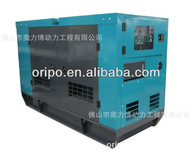 best price! diesel generator set 50 kva with Brushless ,Self-exciting