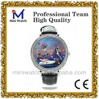 2013 Hot Sale Korea Trend Design Fashion Beautiful Student Mini Watch