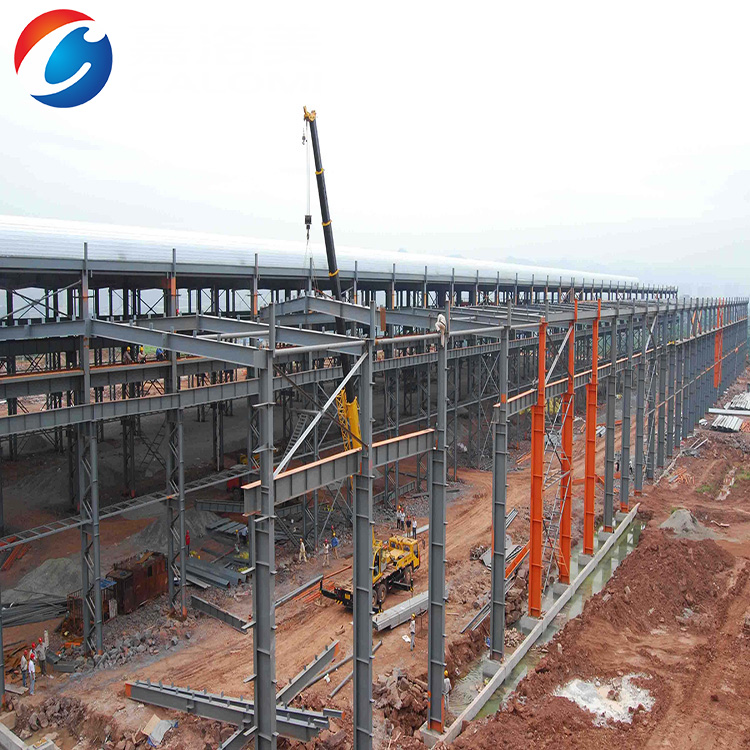Calomi good construction performance fluorocarbon metal paint for steel structure