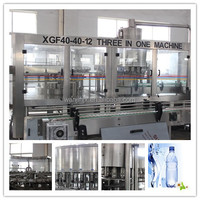High Quality 20 Liter Bottled Water Filling Machine / Line