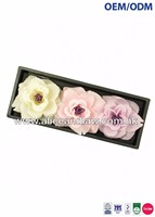 OEM/ODM Rose Soap Flower in a Gift Box Bath Soap Flower Gift Set