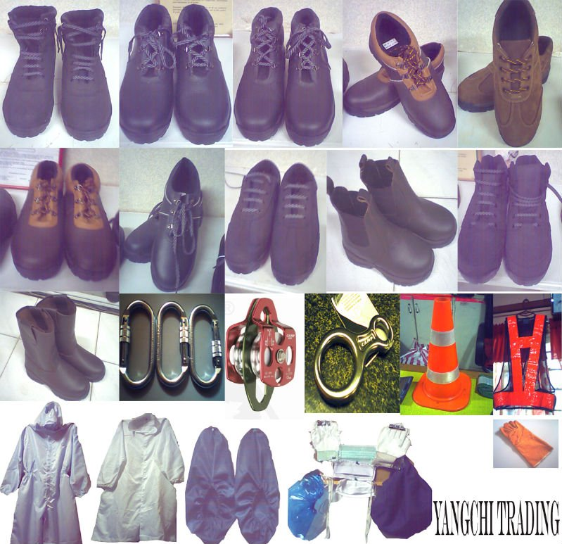 SAFETY SHOES, SAFETY FOOTWEAR, PROTECTIVE FOOTWEAR