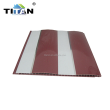 Bathroom PVC Suspended Ceiling Tiles, PVC Film for Wall Panels