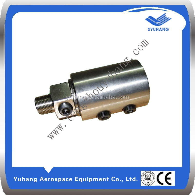 High pressure rotary joint,hydraulic rotary union,water swivel coupling