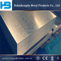 High quality hot dipped galvanized steel sheet/coil/GI/HDGI