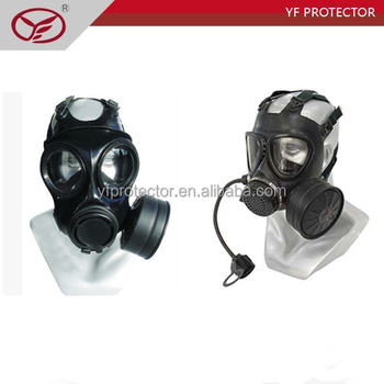 chemical protective mask/gas defense mask/gas mask with long Storage life