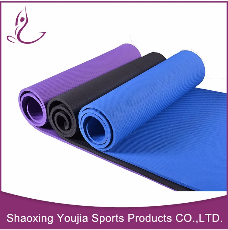 Profession manufacturer waterproof 2016 new yoga & pilates type yoga mat