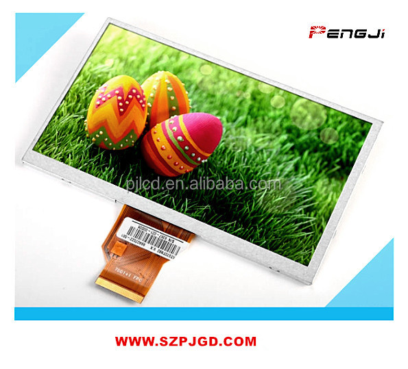 RGB interface 800*480 7 inch tft lcd touch panel for android tablet pc/7 inch tft lcd module ( PJT700P35H57-600P50N )
