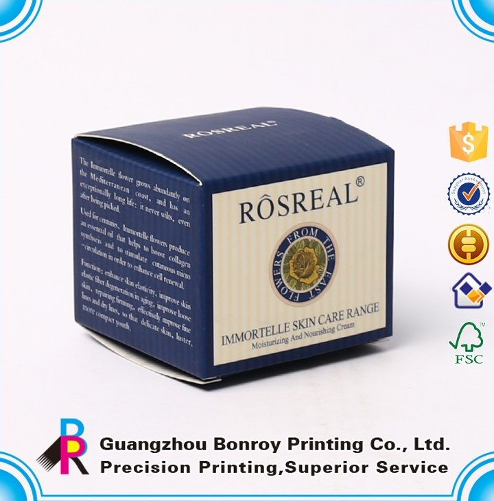 2014 Custom small product packaging box ,perfume box packaging