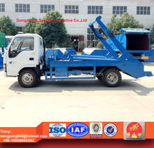 arm roll garbage truck/ 5m3 skip loader refuse truck