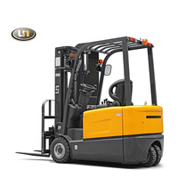 Auto Hybrid 1.8ton 3 Wheel Electric Forklift Truck