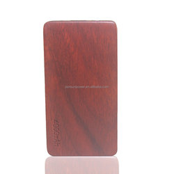 China innovation products luxury usb battery bamboo power bank and wooden power bank from china electronics manufacturer