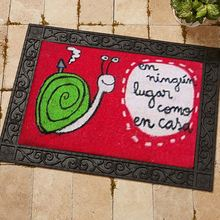 Scroll Corner MatMates Doormat Tray Floor Mat Picture Insert