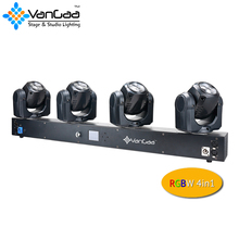 Quality Professional VanGaa Brand 4X32W Four Head DJ Light For Night Club