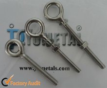 SS316 Screw Eye Bolt