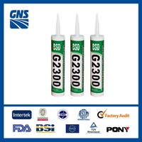 New design kitchen & bath silicone sealant with great price