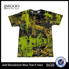 MGOO High Quality Army T Shirt With Printing Cheap Price No Brand Sublimation T-shirt Wholesale Customized T-shirt Men Fitness