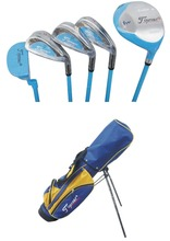 Golf kids club with high quality whole set
