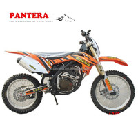 PT250-Q5 Inverted Front Shock Deep Tooth Tire CB250 Engine Racing Motorcycle 200cc Made in China