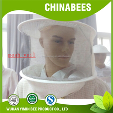 3 layer round veil fabric beekeeping suit apiculture beekeeping