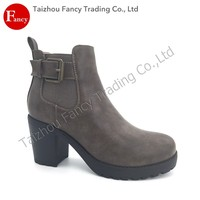 Custom High Quality High Heel New Design Ladies Shoes
