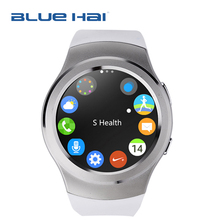 2017 Hot Smart Watch Sim Android 1.3 Inch Screen With Smart Watch Bluetooth 3.0