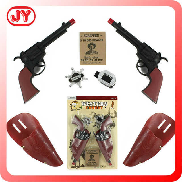 Newest western toy cowboy guns for children
