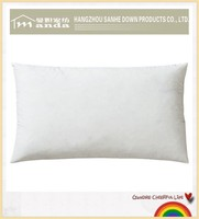 Down & Feather Cushion Pillow Insert