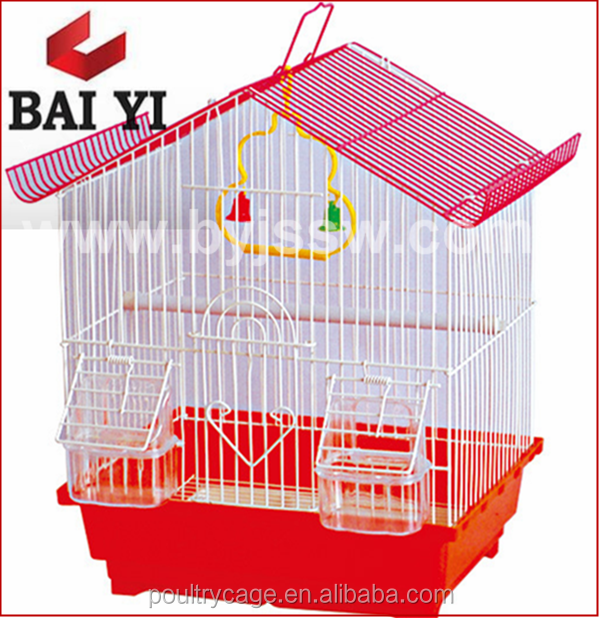 High Quality Iron Bird Cage Pet Cage With Tealight Holder