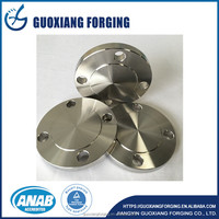 ansi b16.5 metal railing stainless steel blind flange