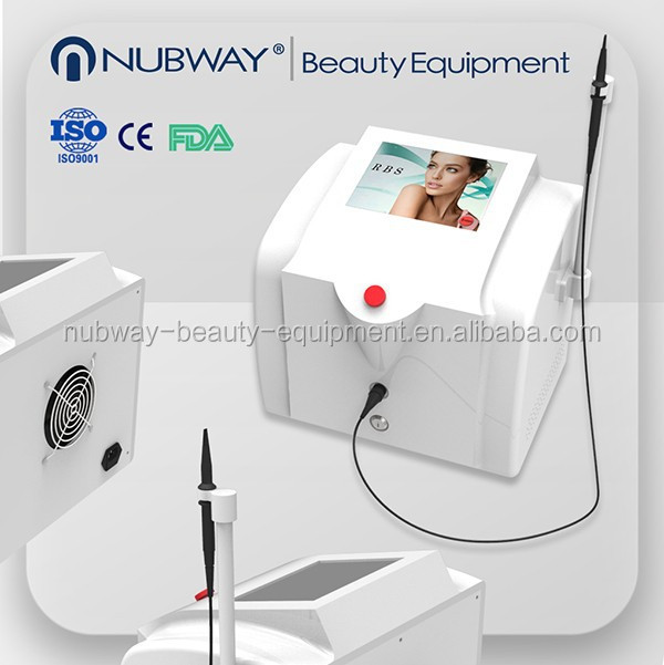 nubway best high frequency spider vein treatment machine vascular lighting system for beauty salon