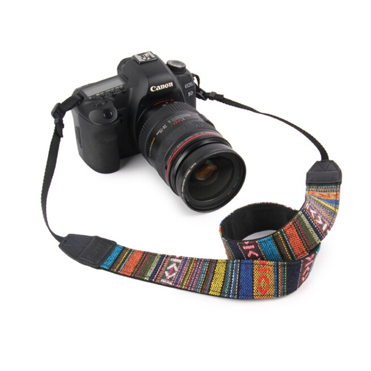 Manufacturer New Hot Selling Custom Vintage DSLR <strong>Camera</strong> Strap