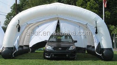 AEOR giant inflatable car tentcar wash tent for saleCar parking shade & AEOR giant inflatable car tentcar wash tent for saleCar parking ...