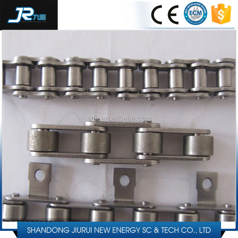 2016 China hot sale industrial carbon steel transmission roller chain