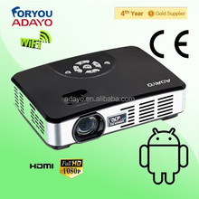 ADAYO mini led dlp android projector support microsoft office 2010