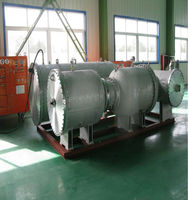 Movable Gas Insulated AC Test Transformer