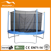 4m Big Trampoline with Inside Net Set