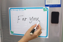 Magnetic Refrigerator whiteboard Dry Erase Board, Magnet Dry Erase Calendars