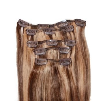 8 pieces full head full set clip in human hair extensions free 8 pieces full head full set clip in human hair extensions free sample topper remy pmusecretfo Images