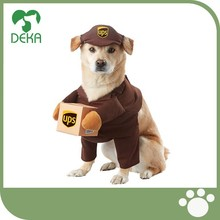 Best Selling pet dog clothes UPS Pal Pet Halloween Costume