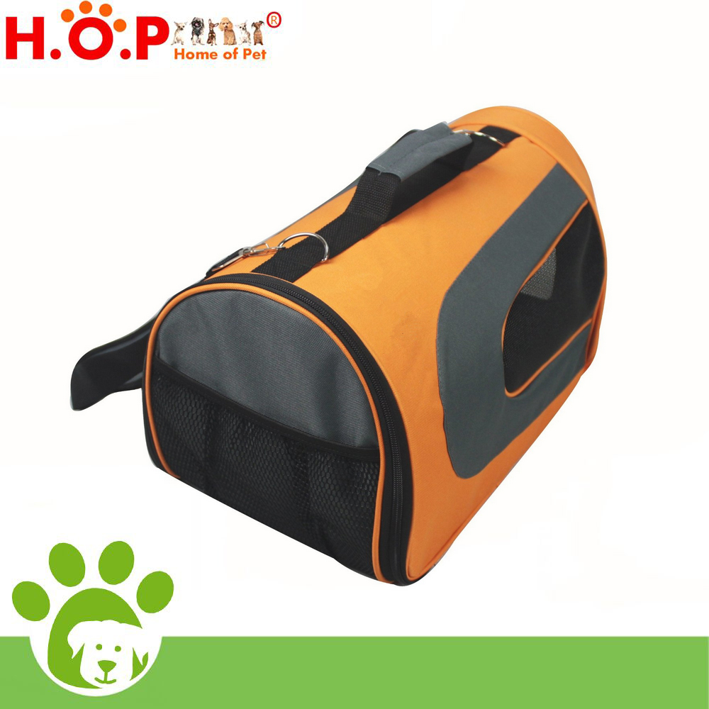 Indoor &Outdoor Dog Carrier Tote Custom Dog Crates For Cars Dog Trolley