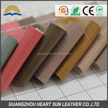 pvc sofa upholstery leather soft leather