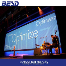 top selling products in alibaba p6 led screen displays for indoor / outdoor